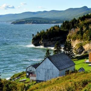 Anse-Blanchette-parc national du Canada Forillon-© Le Québec maritime-Marc Loiselle