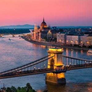 BUDAPEST HONGRIE  Copyright  EUROPHOTOS