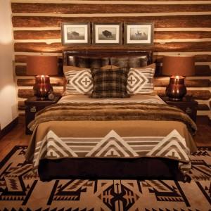 Bison Cabin, Brush Creek Lodge