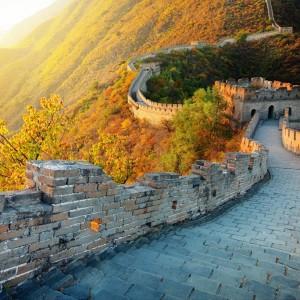 CHINE Grande Muraille  Copyright  fotohunter