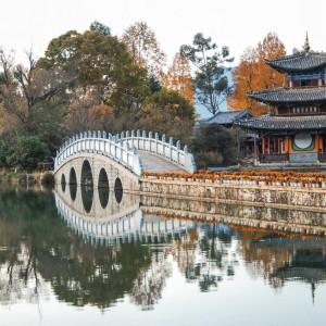CHINE  Lijiang  Copyright  chingyunsong