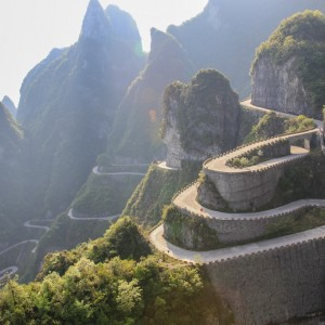 CHINE – Zhangjiajie national park –  Copyright  Nateethep Ratanavipanon