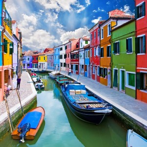VENISE ITALIE Burano ( Copyright  EMprize )