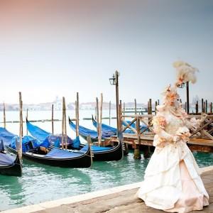 VENISE ITALIE CARNAVAL ( Copyright  Deborah Kolb )