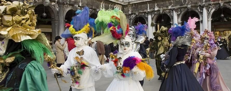 Venise sous le masque