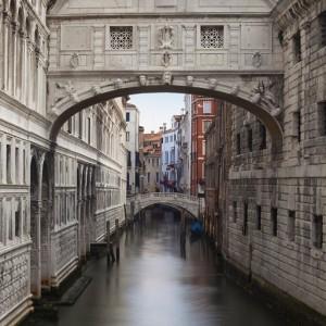 VENISE ITALIE Pont des soupirs ( Copyright  Honza Hruby )