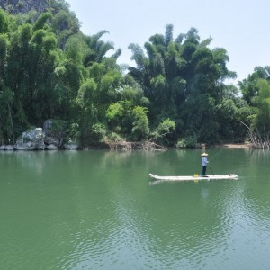 Yangshuo River Cruise at Fuli