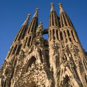 Espagne – Barcelone Sagrada Familia © Matthew Dixon