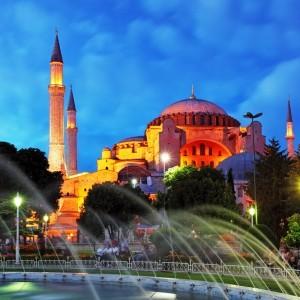 ISTANBUL TURQUIE – Hagia Sophia Copyright TTstudio