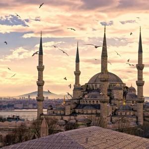 ISTANBUL TURQUIE – Mosquée Bleue © Luciano Mortula