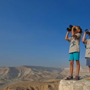 DESERT DU NEGUEV©Israeli Ministry of Tourism_Dafna Tal
