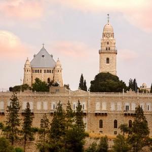 JERUSALEM_Abbaye de la Dormition©Israeli Ministry of Tourism_Noam Chen