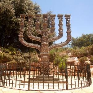 JERUSALEM_La Menorah à la Knesset©Israeli Ministry of Tourism_Noam Chen
