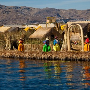 PUNO PEROU © Gail Johnson