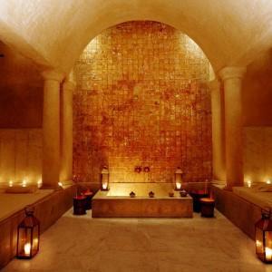 Villa des Orangers_Hammam hot room