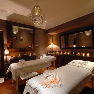 Villa des Orangers_Massage cabin