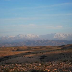 Dar Kawa desert