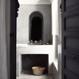 Suite Omani bathroom